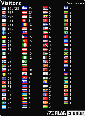 http://s06.flagcounter.com/count/cbI/bg=0A0A0A/txt=F2F2F2/border=CCCCCC/columns=4/maxflags=248/viewers=0/labels=0/