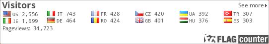 http://s06.flagcounter.com/count/lH/bg_FFFFFF/txt_515151/border_CACACA/columns_6/maxflags_12/viewers_0/labels_1/pageviews_1/flags_0/
